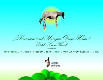 Yungas Open Haus: un festival en el corazón de la selva tucumana