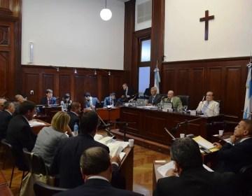 Continúan declarando los imputados del juicio de Paulina Lebbos