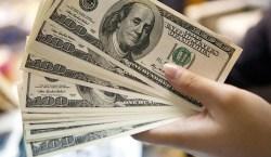 El dólar cruzó otra frontera