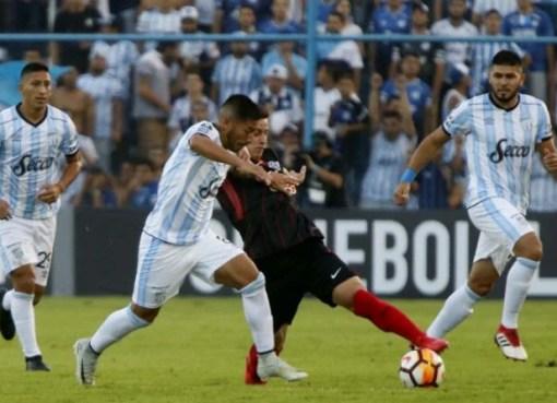 Atlético no tuvo el debut esperado