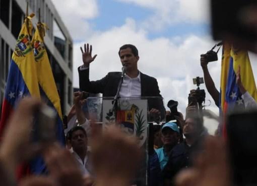 Nuevo intento de desplazar al presidente de Venezuela