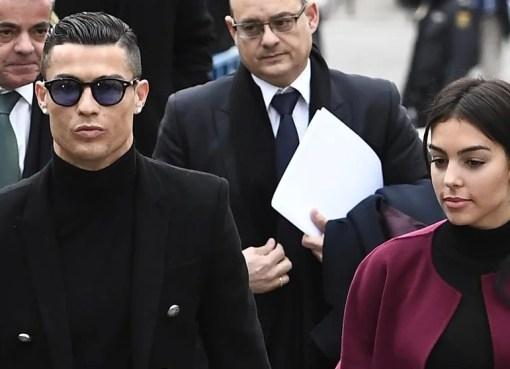 Condenan a Cristiano Ronaldo a 23 meses de prisión y a pagar más de 18 millones de euros por fraude