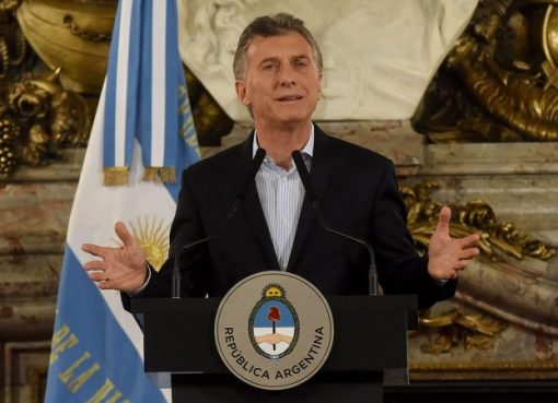 """""""En la Argentina hoy, el que las hace las paga"""""""