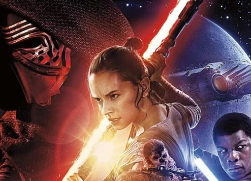 Netflix y febrero, ¡se viene Star wars VII!