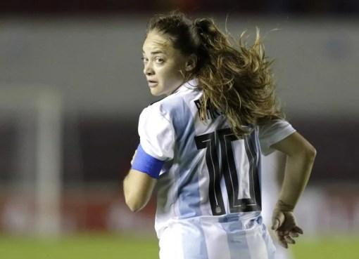 """""""Estamos en plena lucha para que el fútbol femenino se conozca mucho más"""""""