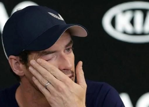 Entre lágrimas, Andy Murray anunció su retiro del tenis profesional