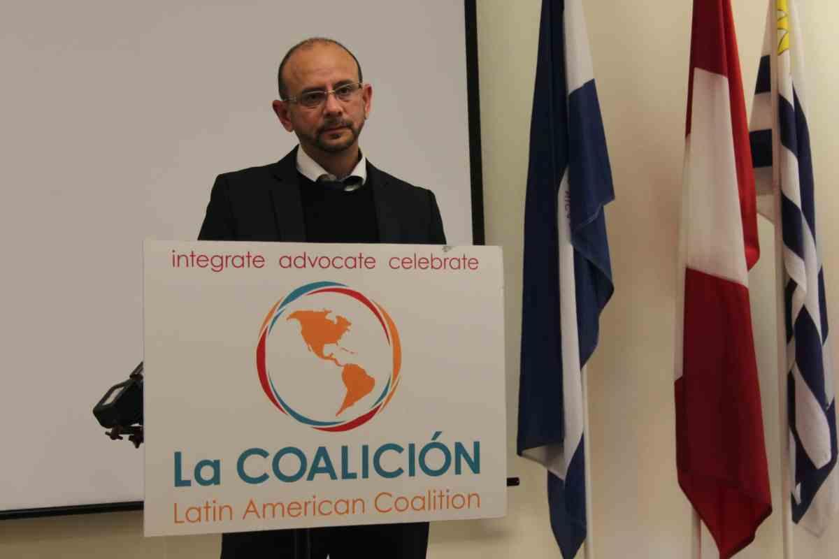 La Coalición Latinoamericana se alista para proteger a los inmigrantes en 2017