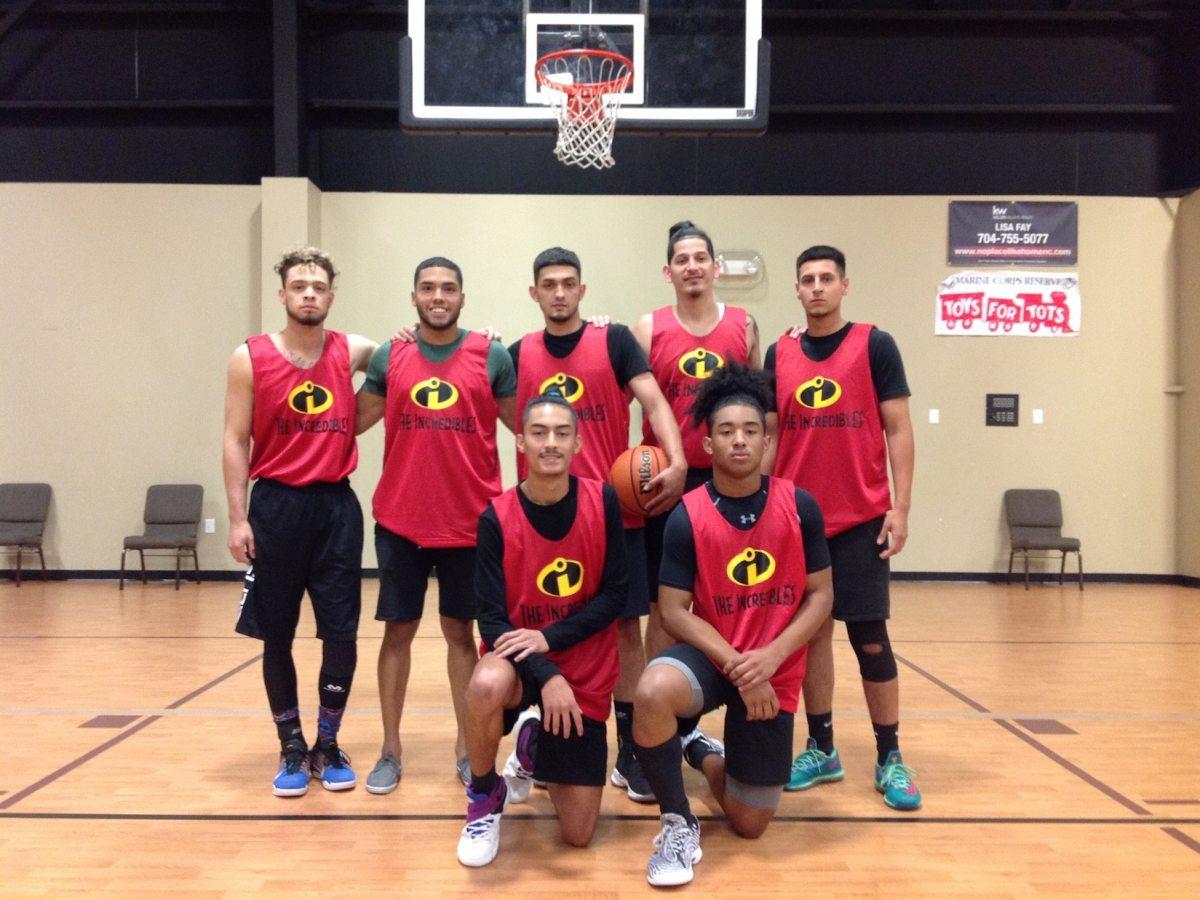 Foto del equipo Los Incredibles