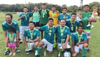 Equipo campeón Zaragoza