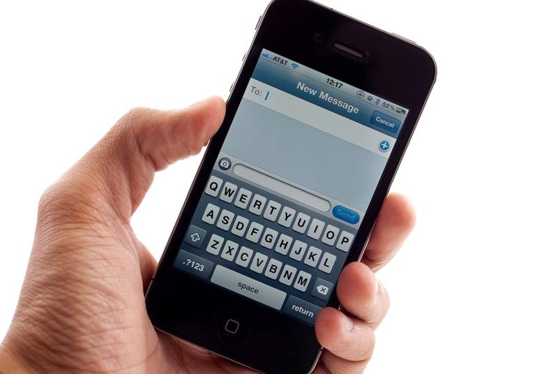 Policía ahora acepta denuncias sobre casos de drogas por mensaje de texto
