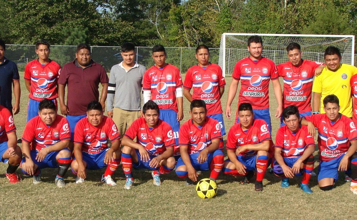 Foto del equipo: Club Candense