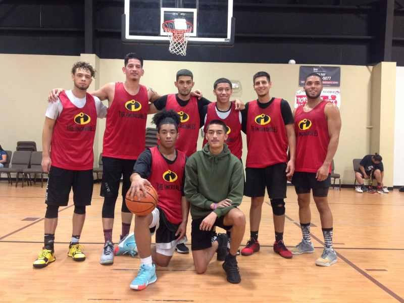 Foto del equipo: Los Incredibles