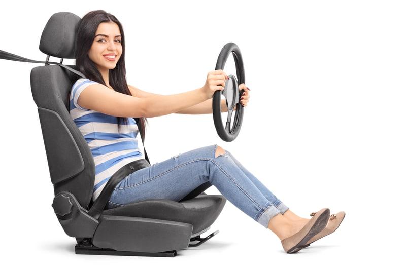 Información sobre asientos de vehículo