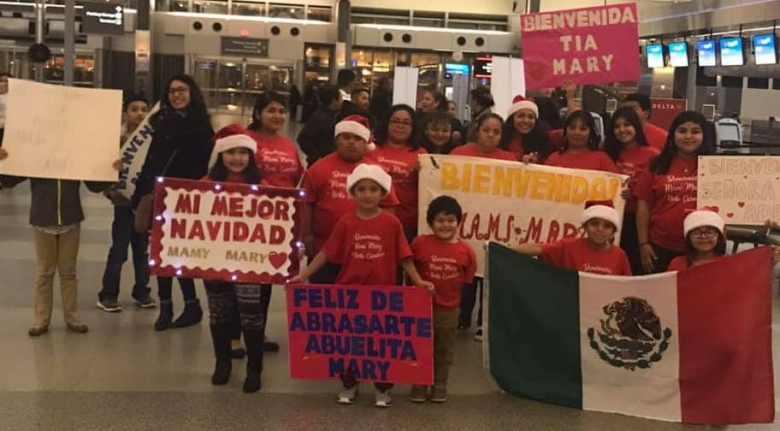 Familias de Veracruz se reunen