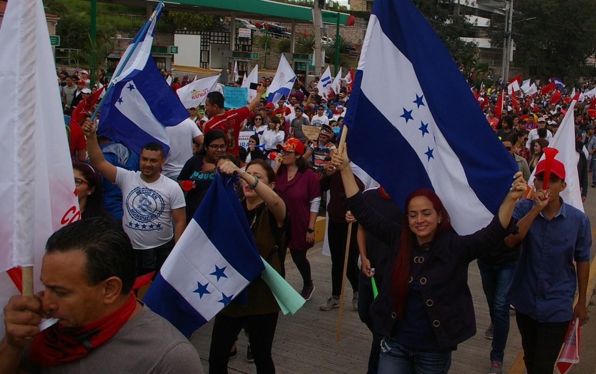 Hondureños deportación