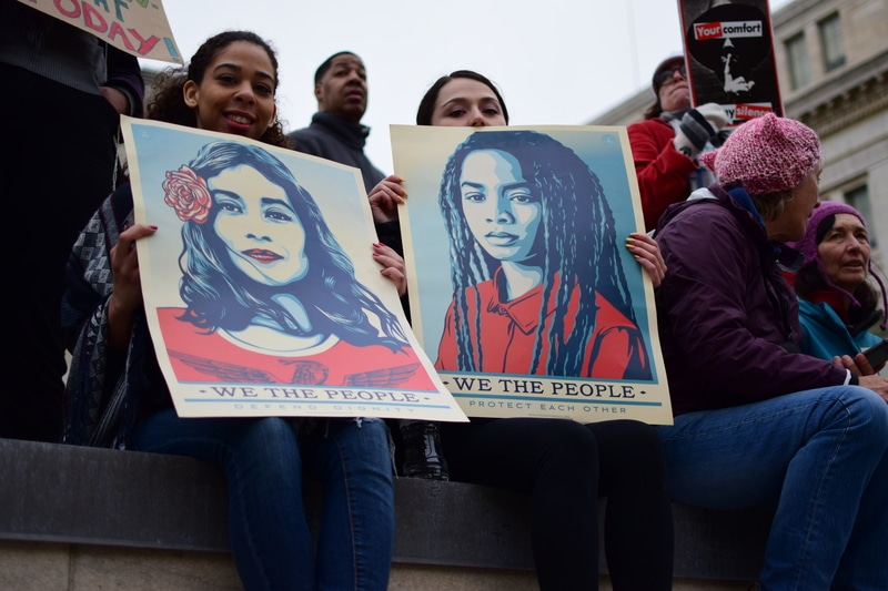 Invitan a latinas a participar en marcha por los derechos de las mujeres