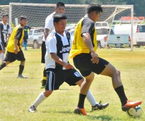 Chapines doblegan a los Amapaleños con memorable goleada