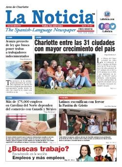 La Noticia Charlotte Edición 1097