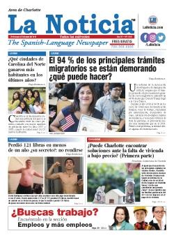 La Noticia Charlotte Edición 1102