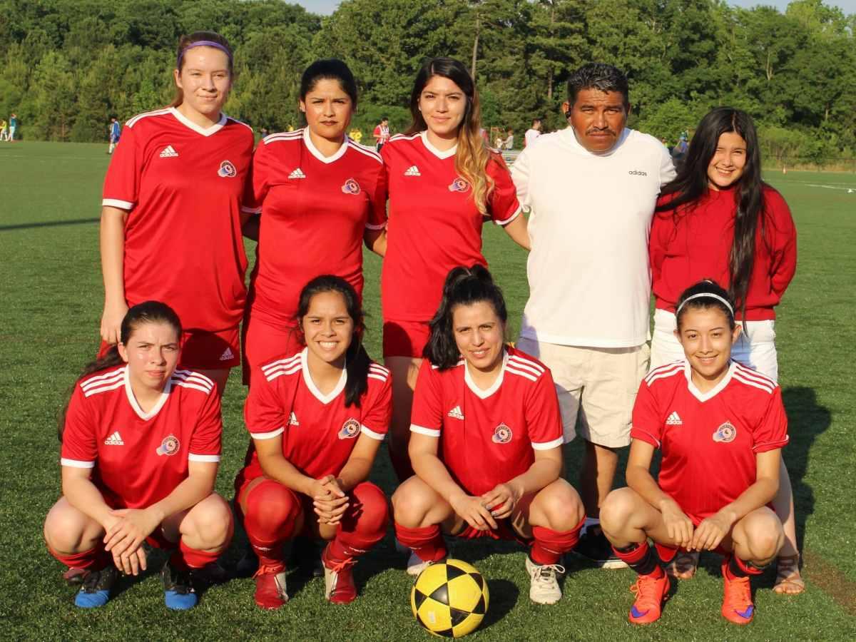 Atlético Celaya lidera el Torneo Femenino