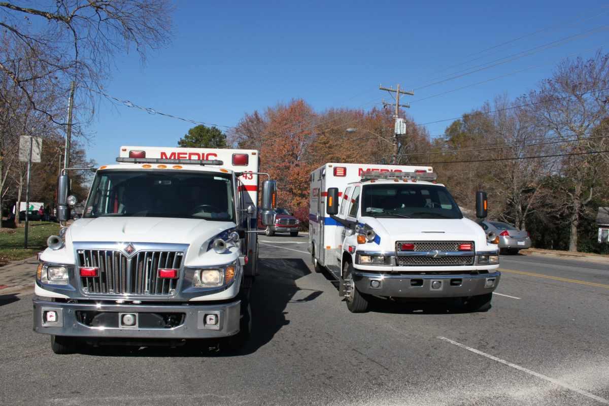 Nueva ley endurece penas contra conductores que no respeten vehículos de emergencia