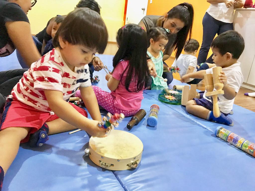 Desarrollo del habla en los niños ¿Cómo hablarle a un bebé?
