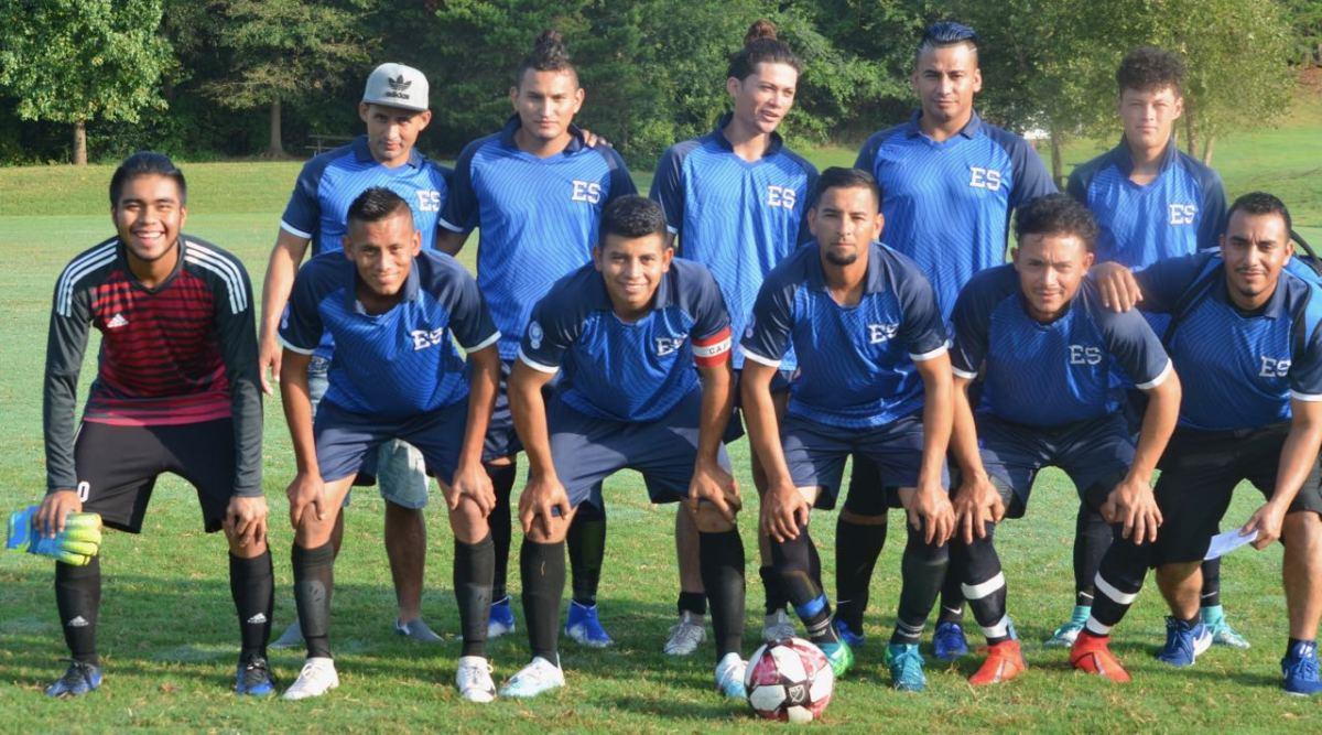 Goles y más goles en el Torneo Dominical de Ramblewood Park