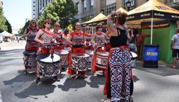 La Fiesta del Pueblo celebró el orgullo de ser latinos