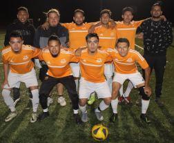 Los Coras FC siguen peligrosamente cerca al puntero
