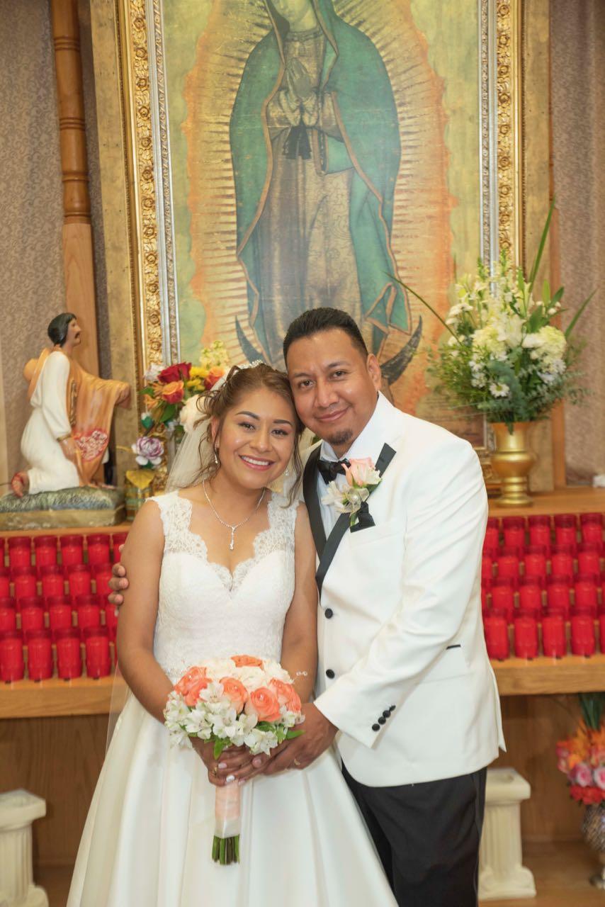 Una boda inolvidable
