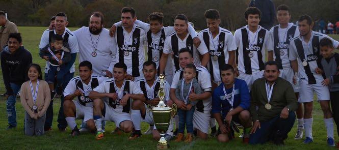 Juventus se coronó campeón del torneo Clausura 2019