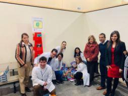 Consulado general de México ofrece libros a sus connacionales