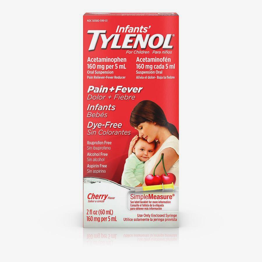 Si compró Infants' Tylenol podría tener derecho a recibir dinero en tras demanda