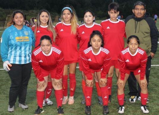 Atlético Celaya se convirtió en el puntero del Torneo Femenino