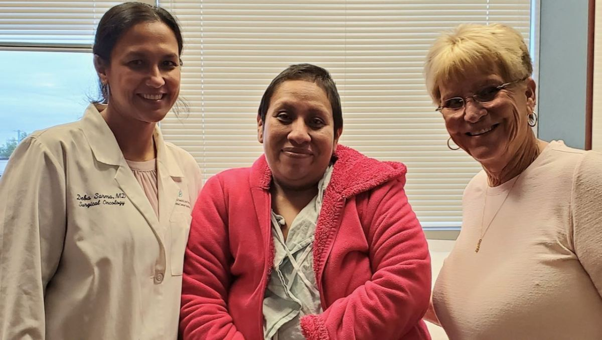 Cómo la amistad ayudó a una latina a restaurar la esperanza en su lucha contra el cáncer