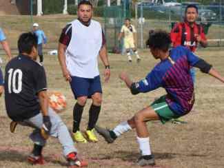 Arranca el Torneo Dominical 7x7 con contundentes goleadas