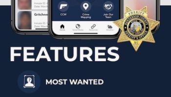 Alguacil de Henderson lanza aplicación para teléfonos con la que se pueden hacer denuncias