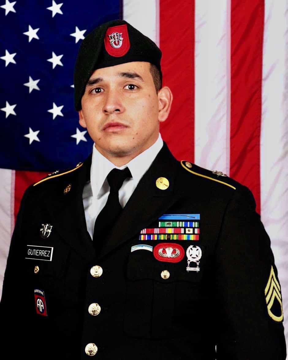 Muere soldado latino de Carolina del Norte en Afganistán