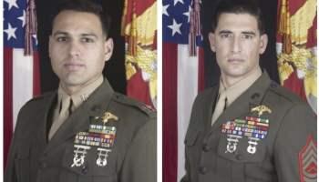 Carolina del Norte rinde homenaje a dos soldados latinos caídos