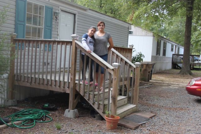 Oakhaven residents were evicted but won something in return