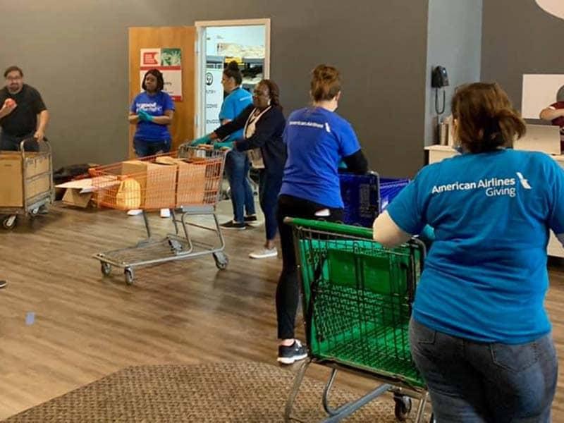 Camino Community Center entrega más de 70,000 libras de comida a la comunidad