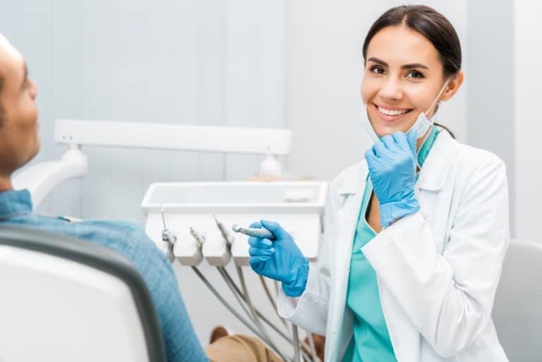 Los dentistas de Carolina del Norte están reabriendo