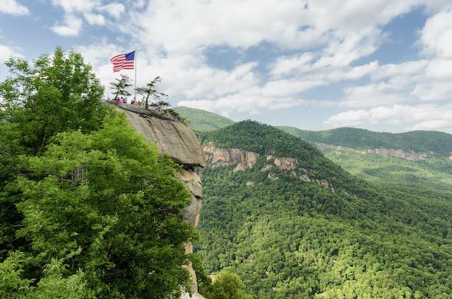 Reabren parques estatales de Carolina del Norte