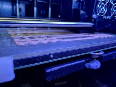 Estudiante de UNC creó protección en 3D contra COVID-19