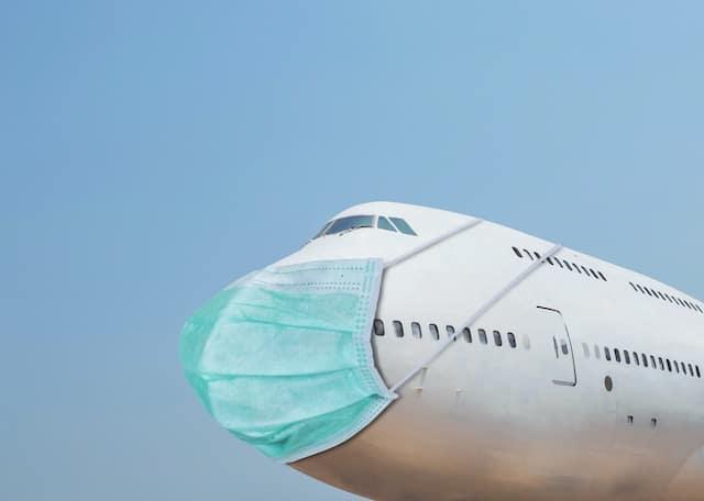 Volar en tiempos de COVID-19: estas son las medidas de las aerolíneas