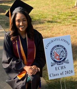 ¡Muchas felicidades a los graduados de la clase del 2020!