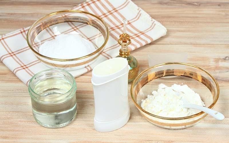 4 Desodorantes ecológicos que puedes hacer en casa