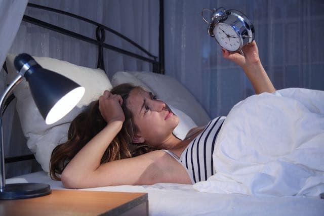 desórdenes en el sueño