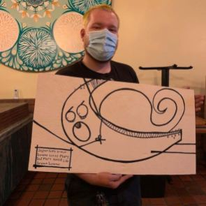 Mary's Gourmet Diner ayuda a restaurante mexicano