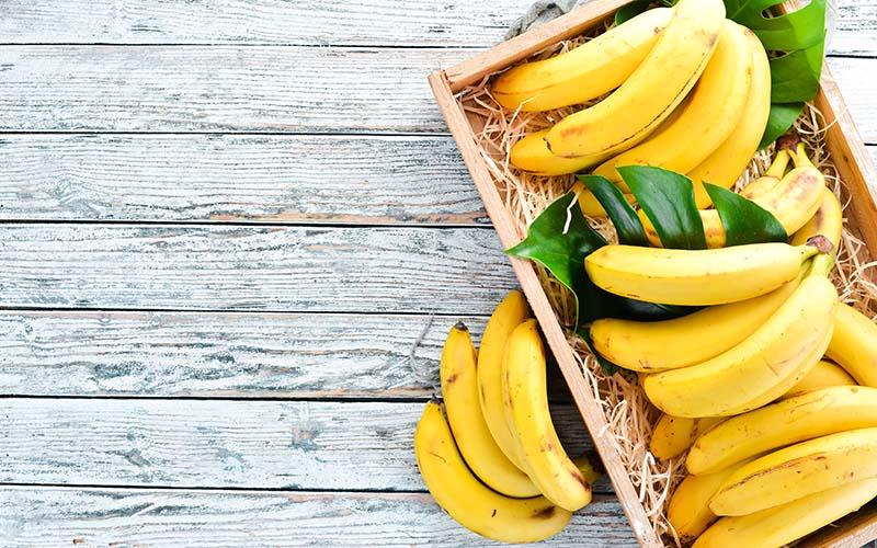 Consumo de banana